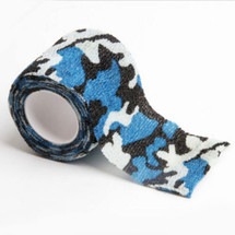 Stealth tape 5cm X 4.5 Metre Navy Camouflage Rifle Wrap