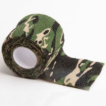 Stealth tape 5cm X 4.5 Metre Jungle Camouflage Rifle Wrap