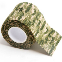 Stealth tape 5cm X 4.5 Metre Grass Camouflage Rifle Wrap