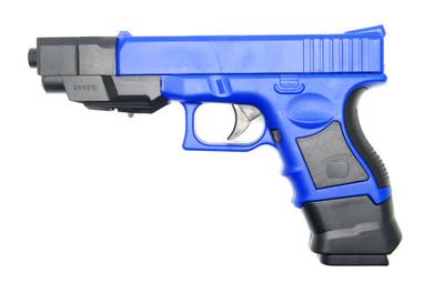 Cyma P698+ Plus bb gun airsoft pistol in blue