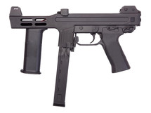 AY Spectre M4 SMG Airsoft Gun in Black