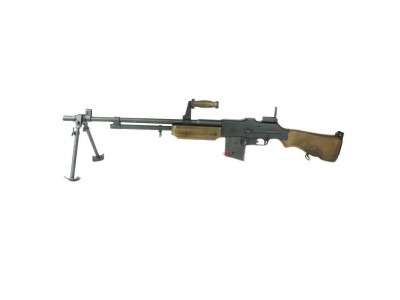 AY Metal M1918A2 Browning Automatic Rifle with bipod