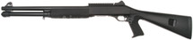 KOER Combat Tri Barrel Shotgun with Fixed Stock in Black