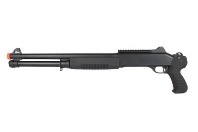 KOER M3 RIS Full Length Triple Burst Shotgun in Black