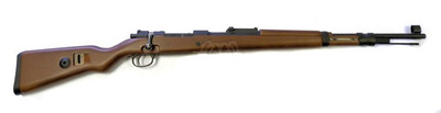 D|Boy Kar98K Shell Ejecting Rifle in Wood