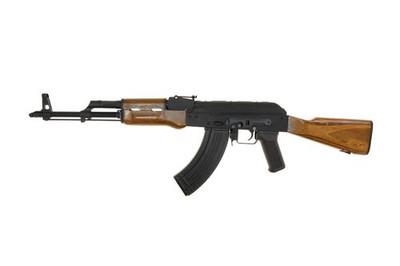 Cyma CM048M AK47 AEG in Wood/Black