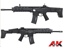 A&K Magpul Licensed Masada 2  Airsoft Gun  in Black