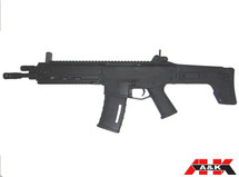 A&K Magpul Licensed Masada 3 Airsoft Gun in Black