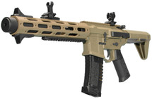 Ares Amoeba Airsoft AEG Rifle in Tan