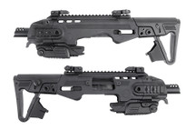 CAA RONI SI1 P226 Pistol Carbine Conversion Kit in Black