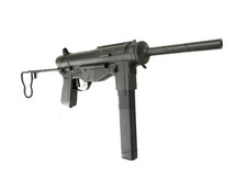 Snow Wolf M3A2 Full Metal Grease Gun in Black