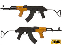 CYMA CM050 Romanian Style AK47 AIMS EBB Rifle AEG in Wood/Black