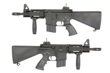 A&K M4 CQB-01 AEG in Black