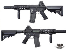 G&D GD-9556 AEG Rifle in Black