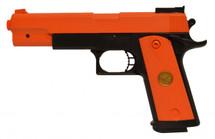 Double Eagle P169 - 1911 Pistol bb gun in orange