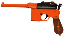 Double Eagle M32 Mauser BB Gun pistol in Orange