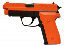 Double Eagle M26 E226 Pistol bb gun in orange