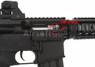 Cyma CM012 AEG with Navy Stock in Black