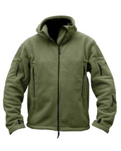 Kombat Recon Tactical Hoodie in Olive Green