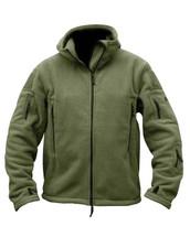 Kombat Recon Tactical Hoodie in Olive Green