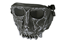 Warrior MAS-55 Mesh Aisoft Mask in Silver