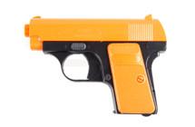 Double Eagle P328 Spring pistol bb gun in orange