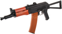 D|BOYS RK01 AKS-74U with Folding Stock in Wood/Black Finish
