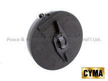 Cyma metal hi cap drum mag for Cyma cm033 & Thompson m1a1
