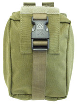IA Medical Pouch QR-Modular in tan