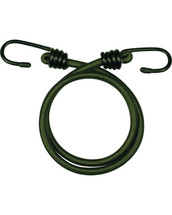 "Elasticated Military Bungee Cord 18"" inch x 10 pc"