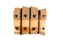 All Arms Grenade Pouch X4 Made By Vanguard