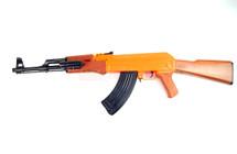 Cyma P47 Replica AK47 Spring BB Gun Rifle in Orange