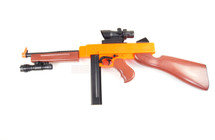 Vigor 8904A M1A1 Spring Rifle with stick mag in Orange