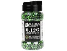 Bulldog Ultra Mix pellets 2000 x 0.12g Green-Black