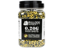 Bulldog Ultra Mix pellets 5000 x 0.20g Orange - Black