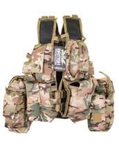 South African Vest in BTP Camo