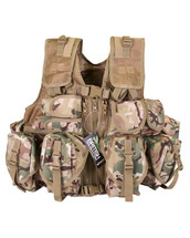 Ultimate Assault Vest in BTP Camo