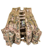 Cadet Assault Vest in BTP Camo