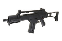 Well D68 AEG Full Auto Airsoft BB Gun in Black