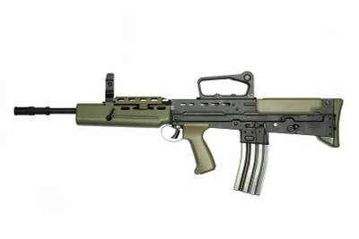 Army Armament R85A1 L85 SA80 AEG Replica in Black