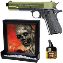 Combat Zone Zombie Hunter 1911 target pack