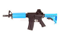 Lancer Tactical M4 LT-01B in blue