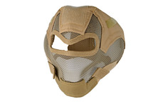 V7 Steel Full Face Airsoft Mask
