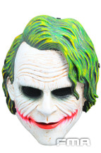 The Joker Clown Airsoft Mask