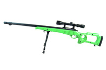 Well MB10 Sniper Rifle with scope & bipod in Green