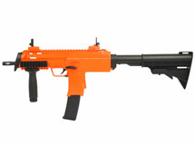 Well D89 Electric BB Gun in Orange