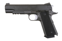 WELL G194 Co2 GBB 1911 Full Metal Pistol in Black