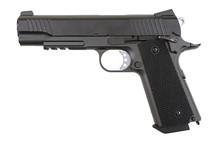 WELL G194 Co2 GBB 1911 Full Metal Pistol in Black