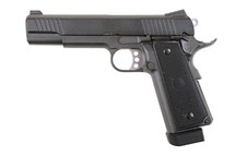 WELL G192 Co2/Gas GBB Full Metal Pistol in black