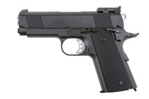 WELL G193 Gas GBB Full Metal Pistol in black